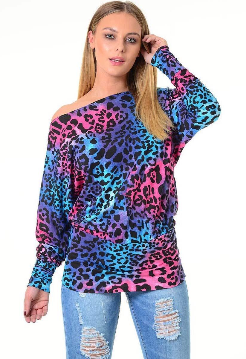 Leopard Blouses